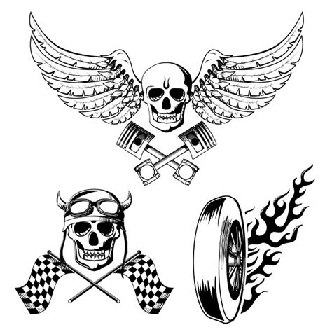 tattoo old school vector oldschool tattoos set vector free download