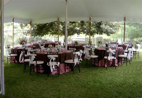 outstanding cheap backyard wedding tent arrangement ideas