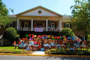 sorority house tour gamma phi beta at fsu