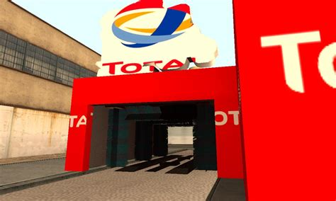 Total Garage Car Wash by Gtagarage 187 Total Gas Station Re Texture Banner