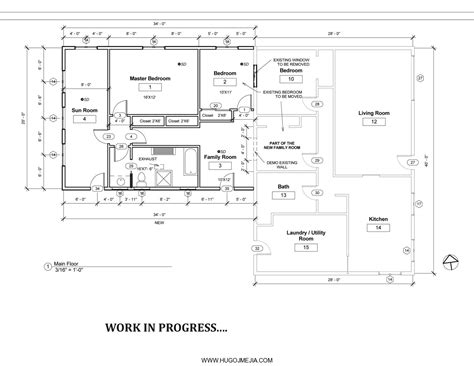 Home Additions Floor Plans | hugo mejia welcome