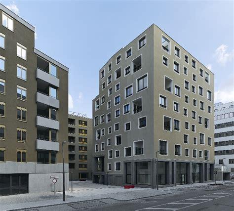 Apartments Floor Plans Design Nordbahnhof Housing Vienna By Sergison Bates Werner