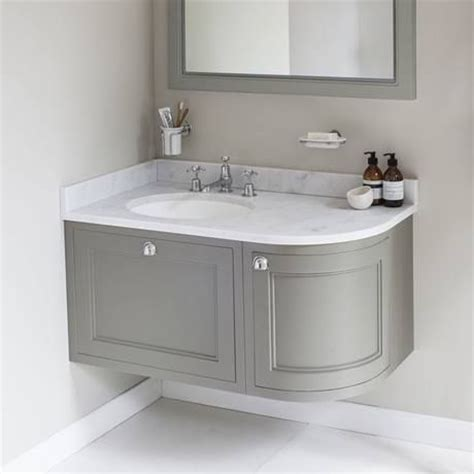 corner bathroom sink ideas 25 best ideas about corner vanity unit on