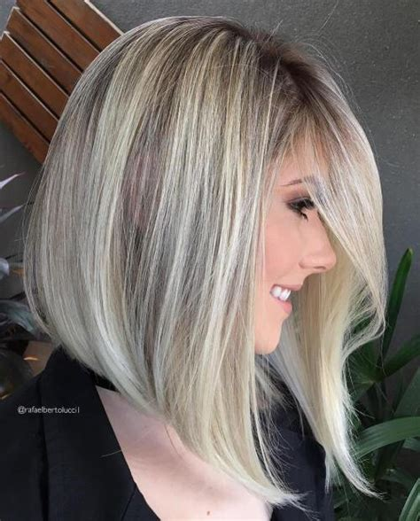 severe a line hair cuts 40 styles with medium blonde hair for major inspiration