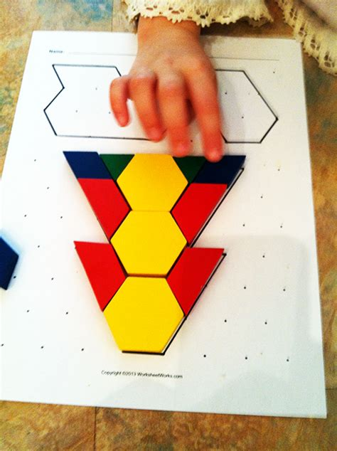 pattern block shape puzzles the map is not the territory big kid pattern block puzzles