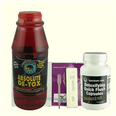 Best Detox Kit For Thc Gnc by After Detox Kit Need Multivitamin