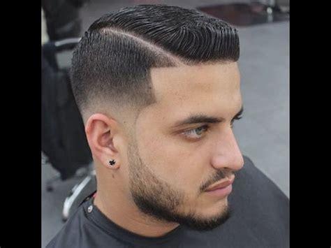 cortes de cabello caballero 2016 corte de hombre moderno 2016 youtube