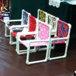 Free Plans For Pvc Patio Furniture by Cadeirinha De Crian 231 A Com Cano De Pvc Saves Pinterest Bonecas Menina Americana Para