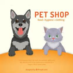 Pet Templates by Pet Shop Template Vector Free