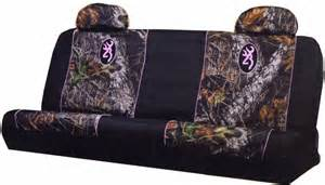 new browning pink camo mossy oak fabric premium bench seat