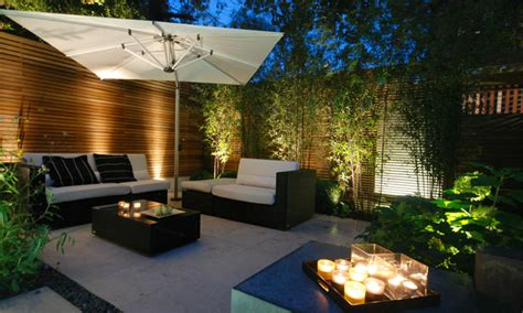 Elegant Modern Garden patio designs   Online Meeting Rooms