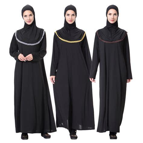 muslim dubai maxi dress islamic kaftan jilbab abaya new arab clothing ebay