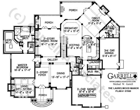 The Laurelwood House Plan 60 Best Images About Floor Plans On European House Plans House Plans And Home Design