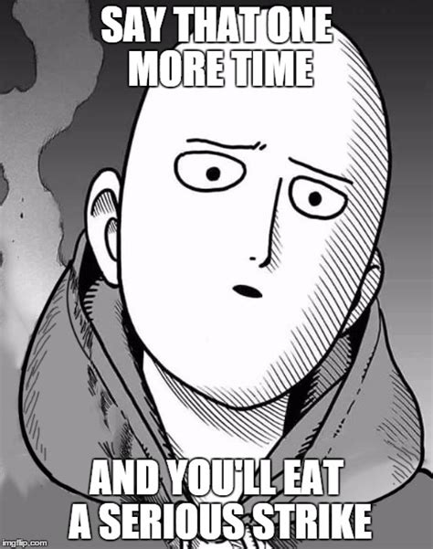 One Punch Man Memes - one punch man memes image memes at relatably com