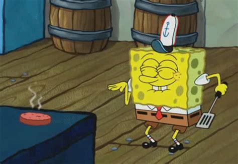 cooking animated gif spongebob squarepants animated gif
