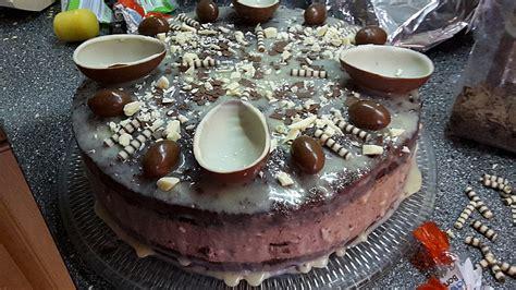 Kinderschokoladen Kuchen Rezept by Kinderschokolade Torte Rezept Mit Bild Perniyan