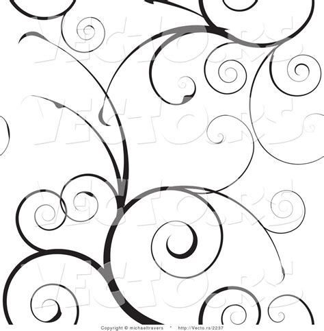 simple vine pattern simple swirl background pattern www pixshark com