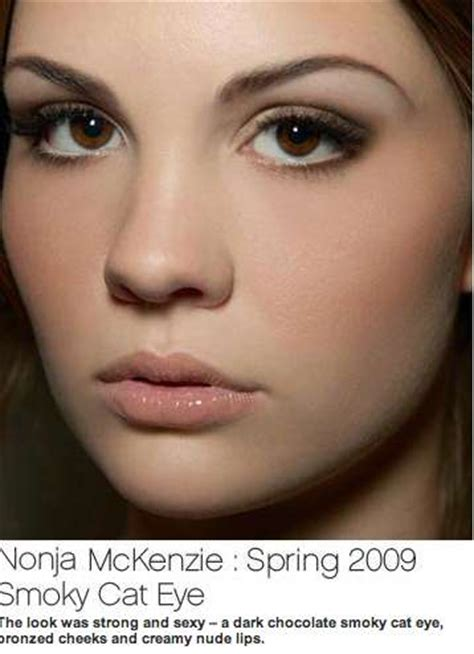 model makeup runway makeup looks and tips marie claire perfect model makeup the smashbox makeup how to guide
