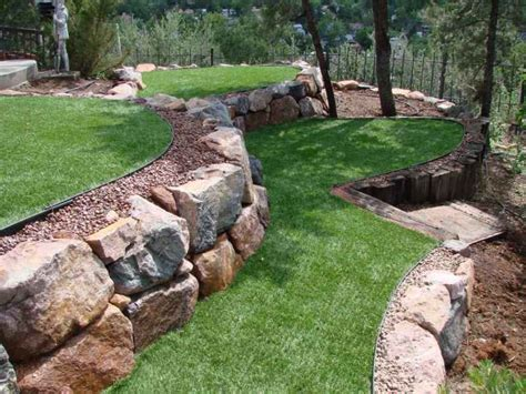retaining wall garden bed retaining walls and raised garden bed edging four