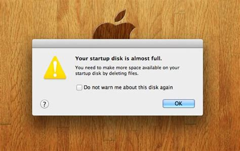 How To Make Room On Startup Disk by How To Free Up Space On The Mac Start Up Disk Byte Revel