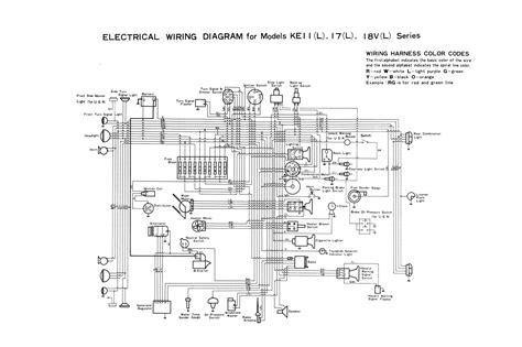 toyota electric ke wiring diagram toyota auto wiring diagram