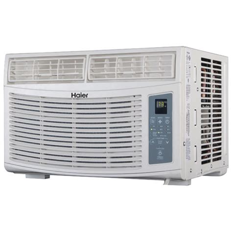 8000 btu air conditioner with heat haier window air conditioner 8000 btu white window