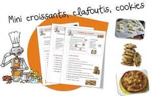 recettes de cuisine pour la classe suite cuisine