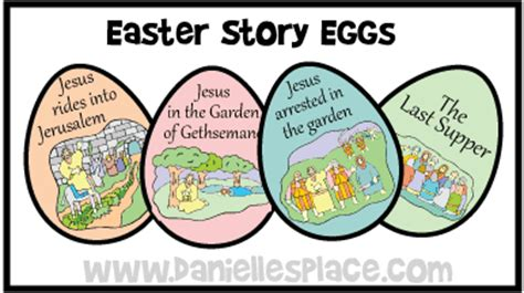 easter letters from god bible stories books easter crafts