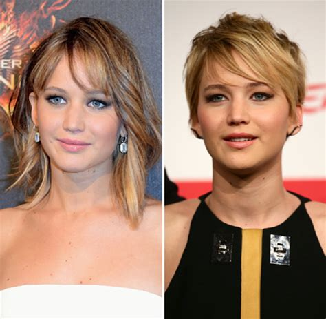 drastic hairstyle changes before and after photos hollywood s top 22 most drastic celebrity haircuts photos