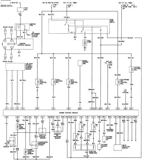 honda accord wiring diagram fuel pump wiring diagram