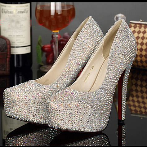 Terbaik Heels Ular Wanita Cantik Gold 0217 buy grosir sepatu emas chagne from china sepatu