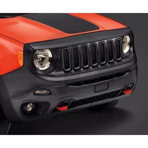 jeep hood accessories details about 15 16 jeep renegade trailhawk new front end