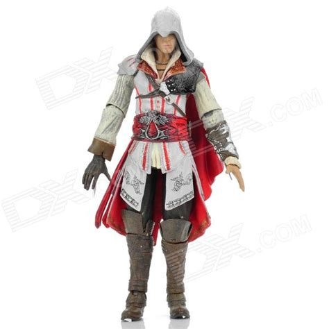 "7"" Assassin's Creed II Plastic Action Figure   Ezio   Free Shipping   DealExtreme"