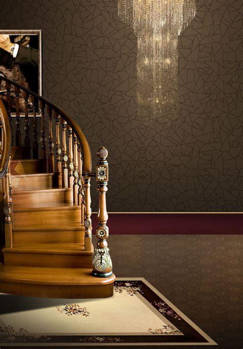 atmosphere luxury european style lobby hotel publicity