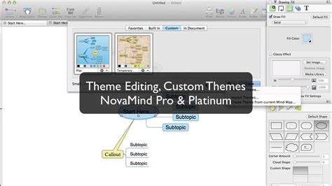 gameex theme editor tutorial theme editor tutorial for novamind for mac youtube