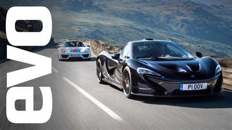 fastest porsche 918 mclaren p1 v porsche 918 spyder which is fastest evo