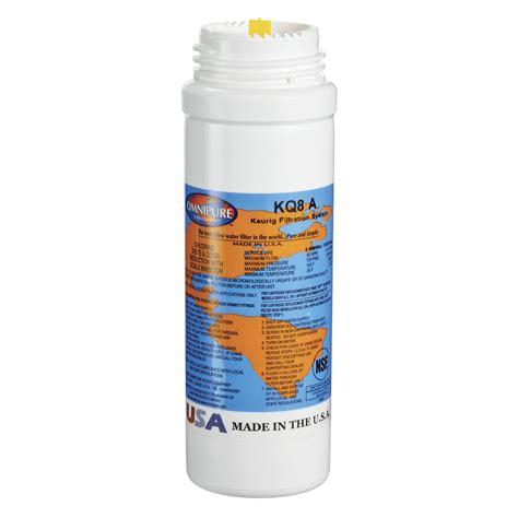 Refill Filter Nanum Best Price keurig omnipure kq8 cartridge filter refill grand