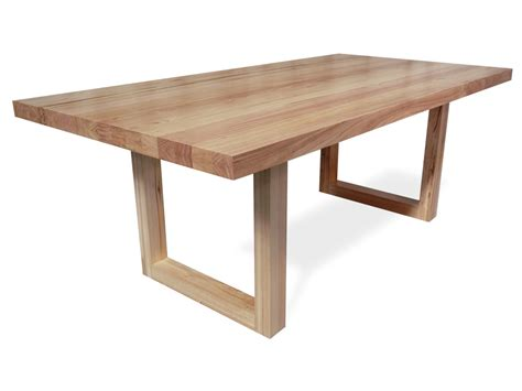 Tasmanian Oak Dining Table Bondi Dining Table 2100 Tasmanian Oak Living Elements