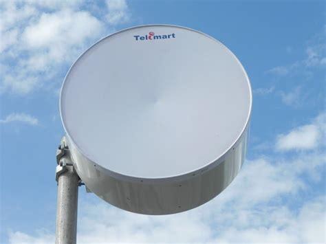 telimart india pvt   ghz  ft microwave backhaul antenna