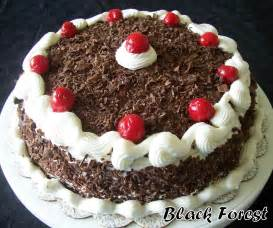 tasty treats black forest cake
