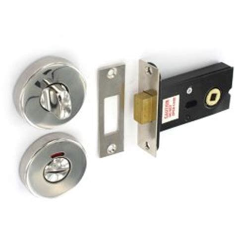 bathroom door lock thumb turn polished s s bathroom door thumb turn lock deadbolt
