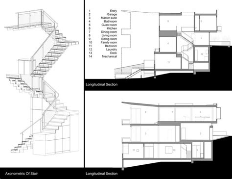 section drawing of staircase 10 best stair section drawing images on pinterest stairs