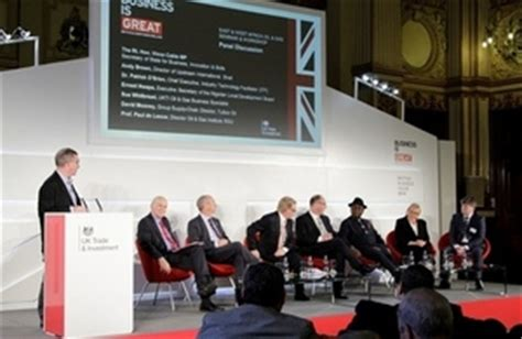 Robert Gordon Mba And Gas Management by Opportunities For Uk And Gas Companies In Africa Gov Uk