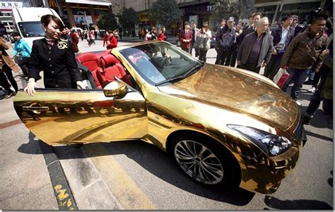 trump gold plated car police seize chinese gold car for being for being