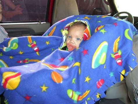car seat poncho tutorial what i use to keep baby warm in the car seat