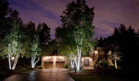 Landscape Lighting Toronto Low Voltage Led Outdoor Lighting In Toronto