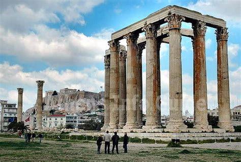 athens temple of zeus photos athens info guide