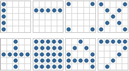pattern bingo games bingo patterns casino games