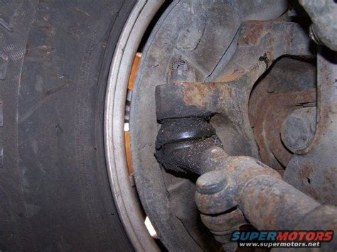 Tie Rod End T Bu 30 tech writeup steering component install ford truck