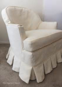 Armchair slipcovers the slipcover maker page 3